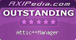 Rated OUTSTANDING at Axipedia